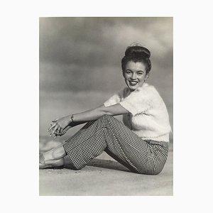 Marilyn Nineteen Photograph by André de Dienes, 2006