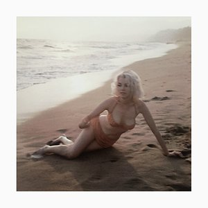 Malibu. The last time. Photograph by André de Dienes, 2006