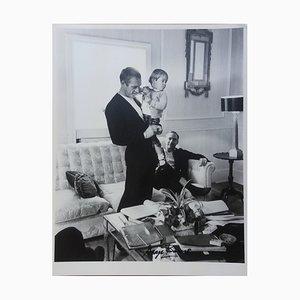 Steve McQueen. La Grande Évasion. Le Père Photograph by George Barris, 1962