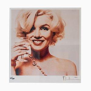 Marilyn Monroe. La dernière séance. von Bert Stern, 1980