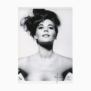 Natalie Wood Photograph by Bert Stern, 2012