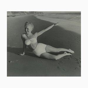 Marilyn Monroe Fotografie von André de Dienes, 1965