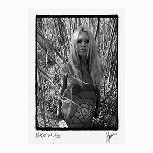 Bardot. L'enchanteresse. Photograph by Just Jaeckin, 2014