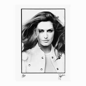 Dalida Cheveux fous Fotografie von Just Jaeckin, 2014