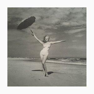 Photographie Marilyn Monroe par André de Dienes, 1960