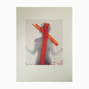 Crucifix II Photograph by Bert Stern, 2011