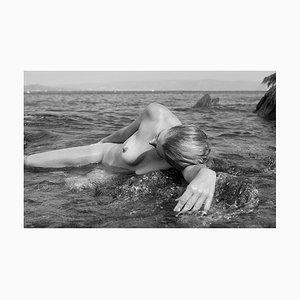Nu au bain Photograph by Guy Thouvignon, 2016