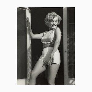 Marilyn Monroe. Bungalow. Photograph by Andre de Dienes, 1953
