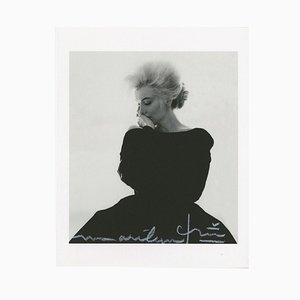Marilyn in Vogue Photograph by Bert Stern, 2011