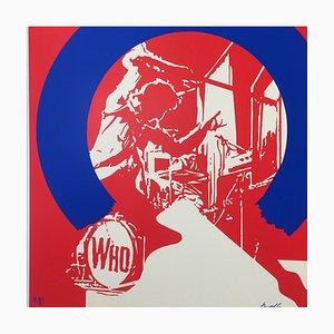 The Who Fotografie von Ivan Messac, 2013