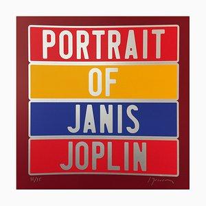 Janis Joplin Dedicated Fotografie by Joel Ducorry, 2012