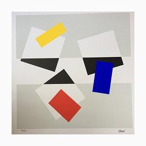 Hommage à Matisse I Siebdruck von Joel Groment, 2016