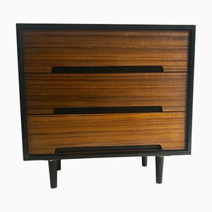 Walnut C Range Dresser by John & Sylvia Reid for Stag, 1950s
