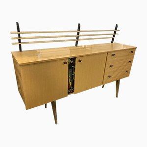 Mid-Century Italian Maple Sideboard, 1950s
