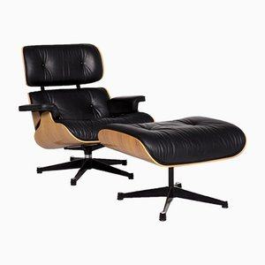 Black Chair by Charles & Ray Eames for Vitra, 1980s