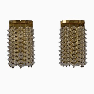 Estrella Sconces by Hans-Agne Jakobsson, 1960s, Set of 2