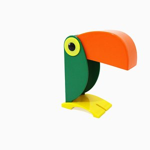 Italian Toucan Table Lamp by Achille Castiglioni, 1960s