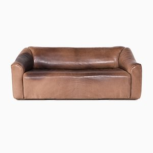 Brown DS47 Sofa from de Sede, 1980s