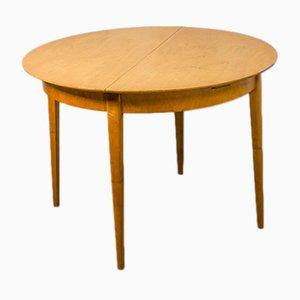 Tavolo da pranzo TB05 in betulla di Cees Braakman per Pastoe, anni '50