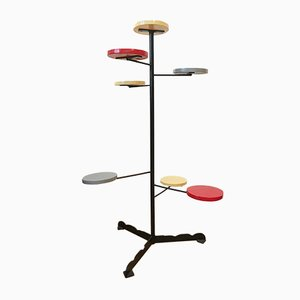 Mid-Century Tiered Flower Stand, 1960s