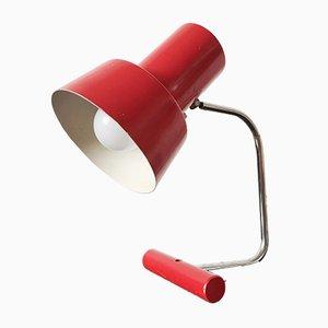 Lampe de Bureau en Acier par Josef Hurka pour Napako, 1960s