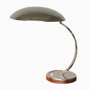 Model 6751 Chrome Table Lamp by Christian Dell for Kaiser Leuchten, 1950s