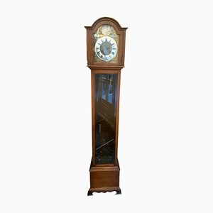 English 19th-Century Pendulum Clock, 1850s