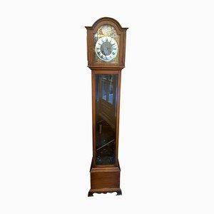 Reloj de péndulo inglés, década de 1850