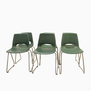 Plastic Dining Chairs from Marko, 1970s, Set of 6