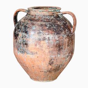 Vase Antique en Terracotta