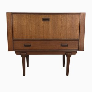 Mid-Century Small Dutch Teak Sideboard from TopForm, 1960s