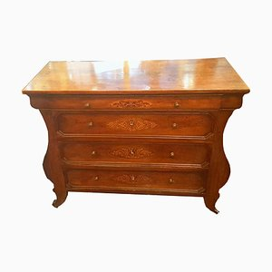 Antique Italian Walnut Dresser