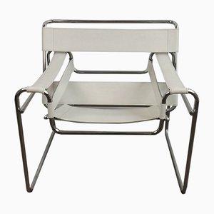 Italienischer Wassily Sessel von Marcel Breuer, 1980er