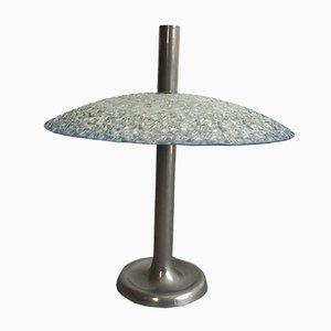 Large Vintage Art Deco Table Lamp by Egon Hillebrand for Hillebrand, 1960s
