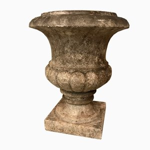 Urna in marmo, Francia, XIX secolo