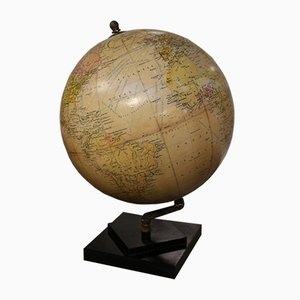 Art Deco Style Globe from Philip & Son London, 1940s