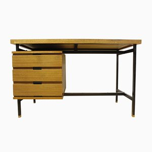 Vintage Desk by Pierre Guariche for Minvielle, 1950s