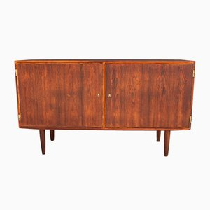 Danish Rosewood Sideboard by Poul Hundevad, 1960s