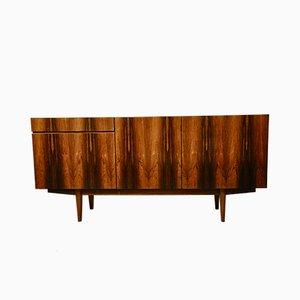 Scandinavian Modern Danish Wooden Sideboard, 1960s