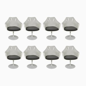 Dining Chairs by Eero Saarinen for Knoll International, 1960s, Set of 8
