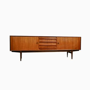 Teak Sideboard by Oswald Vermaercke for V-Form, 1950s