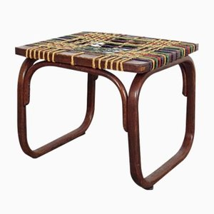 Wooden Stool by Josef Frank for Thonet, 1920s