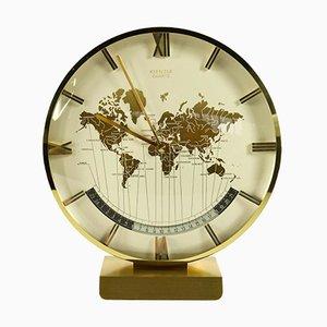 Grande Horloge Universelle par Heinrich Möller pour Kienzle, Allemagne, 1970s
