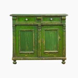 Vintage Rustic Pine Dresser, 1930s