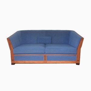 Decoforma Sofa im Art Deco-Stil von Frits Schuitema für Schuitema, 1980er