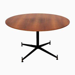 Table de Salle à Manger Ronde par Ignazio Gardella pour Azucena, 1950s