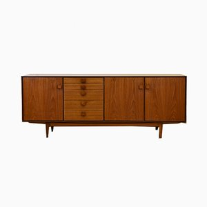 Rosewood & Teak Sideboard by Ib Kofod Larsen for G-Plan, 1960s