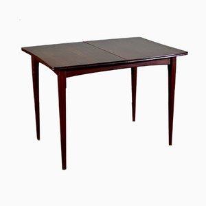 Tavolo da pranzo in afrormosia di Richard Hornby per Fyne Ladye, anni '60