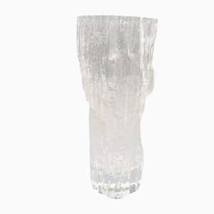 Mid-Century Finnish Avena 3429 Glass Vase by Tapio Wirkkala for Iittala, 1968