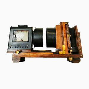 Antique Photo Enlarger from Thronton Pickard